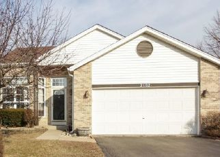 Pre Foreclosure in Plainfield 60586 WINDING LAKES DR - Property ID: 1557215838