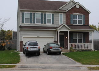 Pre Foreclosure in Plainfield 60586 GOLDEN RIDGE DR - Property ID: 1557218459