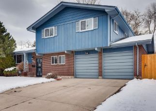Pre Foreclosure in Denver 80232 S BRENTWOOD ST - Property ID: 1557339785