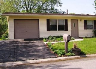 Pre Foreclosure in Valparaiso 46385 SASSAFRASS DR - Property ID: 1557784318
