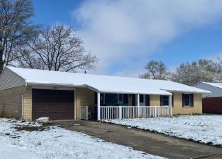 Pre Foreclosure in Richmond 47374 HIGHLAND DR - Property ID: 1557801399