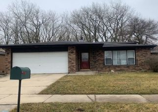 Pre Foreclosure in Dolton 60419 MADISON AVE - Property ID: 1557947240