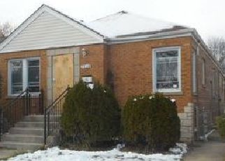 Pre Foreclosure in Chicago 60652 W COLUMBUS AVE - Property ID: 1557994103