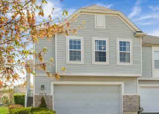 Pre Foreclosure in Joliet 60432 SADDLE RIDGE DR - Property ID: 1558047995