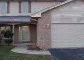 Pre Foreclosure in Tinley Park 60487 PARK PL - Property ID: 1558108867