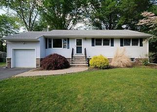 Pre Foreclosure in Franklin Park 08823 CLAREMONT RD - Property ID: 1558161866