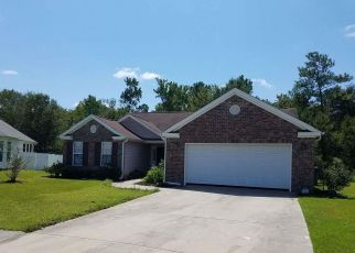 Pre Foreclosure in Myrtle Beach 29588 BLACK BEAR RD - Property ID: 1558320401