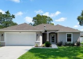 Pre Foreclosure in Brooksville 34604 DEER PATH DR - Property ID: 1558335739
