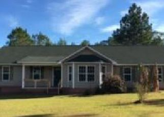Pre Foreclosure in Fitzgerald 31750 OTTER CREEK RD - Property ID: 1558529758