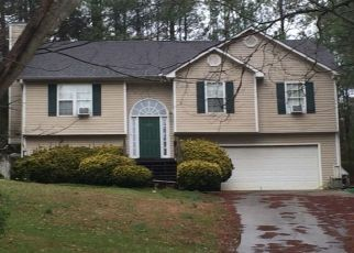 Pre Foreclosure in Cartersville 30120 ESTATE DR SW - Property ID: 1558595898