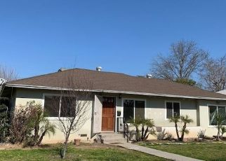 Pre Foreclosure in Fresno 93705 W WELDON AVE - Property ID: 1558630939