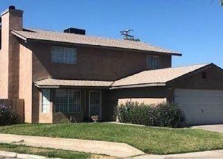 Pre Foreclosure in Fresno 93726 E PORTOLA AVE - Property ID: 1558631808