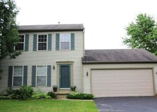 Pre Foreclosure in Reynoldsburg 43068 HAVENCROFT DR - Property ID: 1558642757