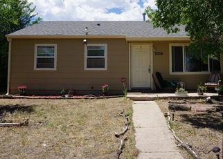 Pre Foreclosure in Colorado Springs 80905 S SHERIDAN AVE - Property ID: 1558874889