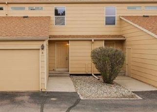 Pre Foreclosure in Colorado Springs 80918 HAMLET LN - Property ID: 1558885385