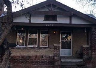 Pre Foreclosure in Denver 80207 EUDORA ST - Property ID: 1558970351