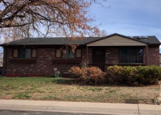Pre Foreclosure in Denver 80239 EDWARDS PL - Property ID: 1558982177