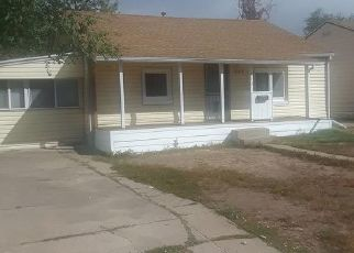 Pre Foreclosure in Denver 80219 S QUITMAN ST - Property ID: 1558988756