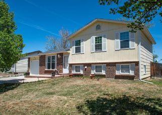 Pre Foreclosure in Aurora 80017 S SALIDA WAY - Property ID: 1559130205