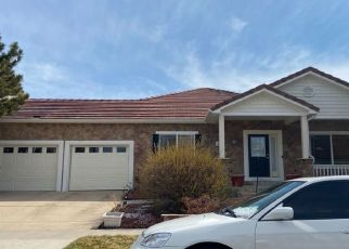 Pre Foreclosure in Commerce City 80022 CHAMBERS DR - Property ID: 1559133725
