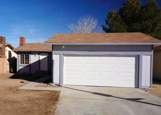 Pre Foreclosure in Lancaster 93535 PONDEROSA ST - Property ID: 1559209942
