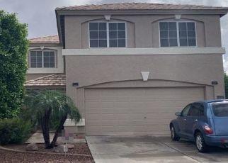 Pre Foreclosure in El Mirage 85335 W CANTERBURY CIR - Property ID: 1559571699