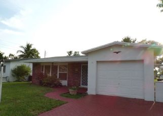 Pre Foreclosure in Fort Lauderdale 33319 NW 47TH TER - Property ID: 1559575640