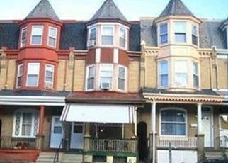 Pre Foreclosure in Reading 19604 N 10TH ST - Property ID: 1559783679