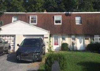 Pre Foreclosure in Reading 19606 FOX RUN - Property ID: 1559786296