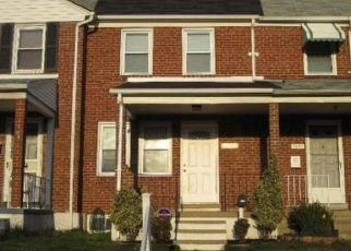 Pre Foreclosure in Dundalk 21222 DUNHAVEN RD - Property ID: 1559911113