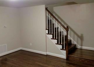 Pre Foreclosure in Baltimore 21206 BUCKNELL RD - Property ID: 1559922959
