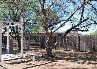 Pre Foreclosure in Amado 85645 W DE LA CANOA DR - Property ID: 1560164268