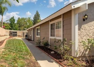 Pre Foreclosure in Anaheim 92807 E CREEK SIDE LN - Property ID: 1560246166