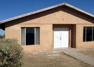 Pre Foreclosure in Gadsden 85336 E MONREAL LN - Property ID: 1560414801
