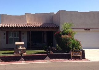 Pre Foreclosure in Yuma 85365 E 33RD LN - Property ID: 1560419167
