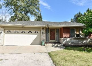 Pre Foreclosure in New Berlin 53146 S ELM DR - Property ID: 1560544883
