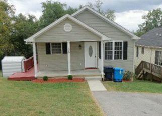 Pre Foreclosure in Roanoke 24012 ARCHBOLD AVE NE - Property ID: 1560714363