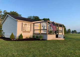 Pre Foreclosure in Utica 43080 TUMA RUN RD - Property ID: 1560752468