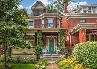 Pre Foreclosure in Pittsburgh 15204 ASHLYN ST - Property ID: 1560820349