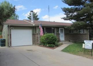 Pre Foreclosure in Greeley 80634 W 8TH ST - Property ID: 1560913203