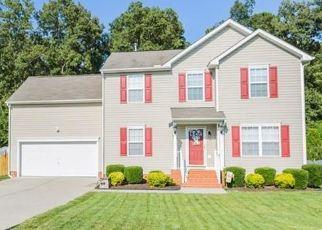 Pre Foreclosure in Chester 23831 ROSSINGTON BLVD - Property ID: 1561108542