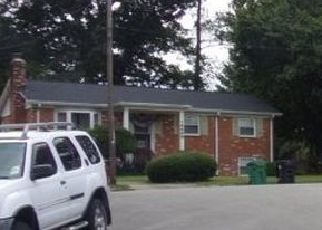 Pre Foreclosure in Woodbridge 22191 CAROLINE ST - Property ID: 1561112936