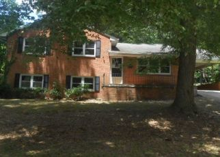 Pre Foreclosure in Danville 24540 TIMBERLAKE DR - Property ID: 1561163737