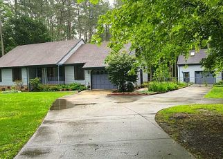 Pre Foreclosure in Chesapeake 23322 POCATY RD - Property ID: 1561184311
