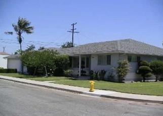 Pre Foreclosure in Oxnard 93030 CARTY DR - Property ID: 1561352492