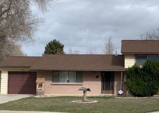 Pre Foreclosure in Layton 84041 CLIFF PL - Property ID: 1561382270