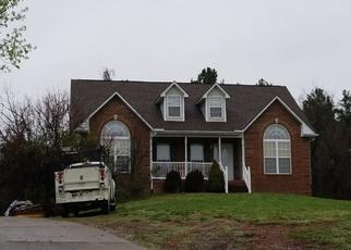 Pre Foreclosure in Whitesburg 37891 BUTTERFLY CT - Property ID: 1561535122
