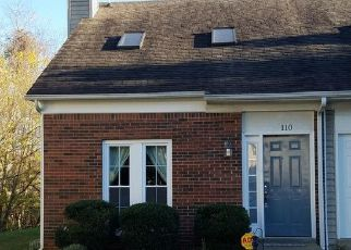 Pre Foreclosure in Clarksville 37042 CARRIAGE PL - Property ID: 1561562279