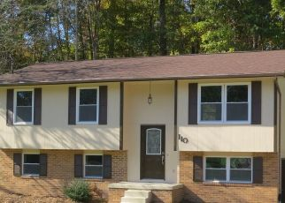 Pre Foreclosure in Oliver Springs 37840 FOXWOOD CIR - Property ID: 1561589439