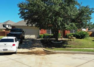 Pre Foreclosure in Mansfield 76063 KINGSWOOD CT - Property ID: 1561599965